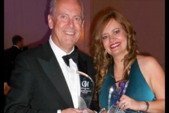 Double success for Kent director at business 'Oscars'