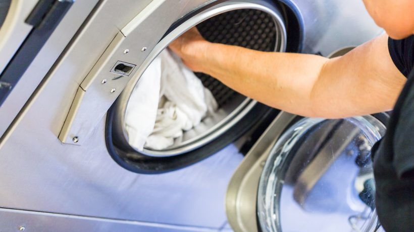Ecosan have expanded their Commercial Laundry Service