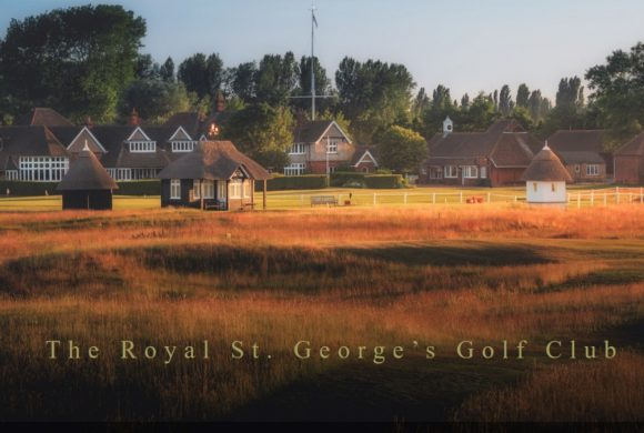 Ecosan Services supporting Royal St. George's Golf Club for the 149th Open Championship
